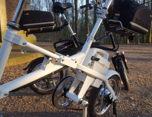 De elektrische vouwfiets: de moderne innovatie